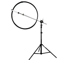 Sallei professional reflector mount 2.6 meters reflector clip reflector photography light stand photographic equipment