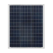 LEORY 40w 18v Polycrystalline Silicon Solar Panel With Glass Bearing Plate Suitable For Different Environment As Car Battery