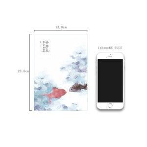 Image 5 - 10 paczek/partia Korea południowa piśmienne małe świeże miękka twarz kopia słodkie 32k linii samochodu A5 Notebook pięć wyboru