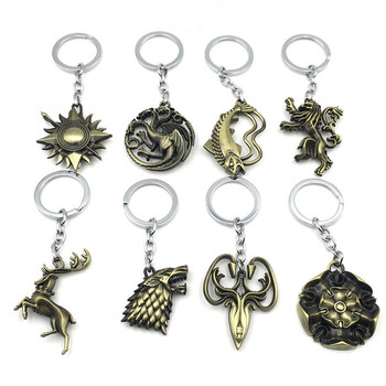 House Stark, Song of Ice and Fire Key Rings Holder