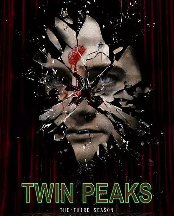 Twin Peaks The Third Season Classic Movie Neo-Noir Film Retro Vintage Poster Canvas Painting DIY Wall Paper Home Decor Gift image