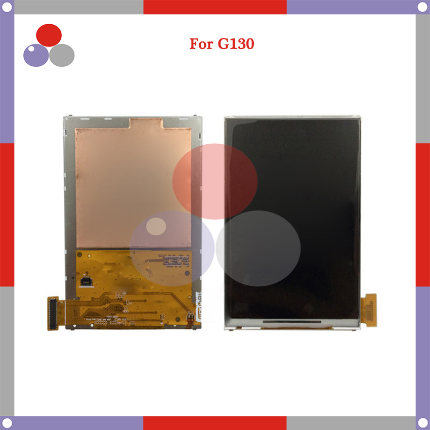 10pcs/lot 3.5'' For Samsung Galaxy Young 2 Duos G130H G130 LCD Panel Replacement parts LCD Display Screen image