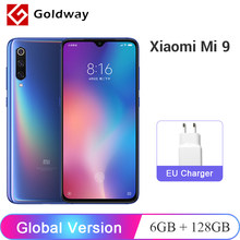 "Globale Version Xiao mi mi 9 6GB 128GB Smartphone mi 9 Snapdragon 855 Octa Core 6.39 ""In display Fingerprint 48MP Triple Kamera(Hong Kong,China)"