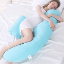 Cotton H-Shape Supporting Pillow for Sleep