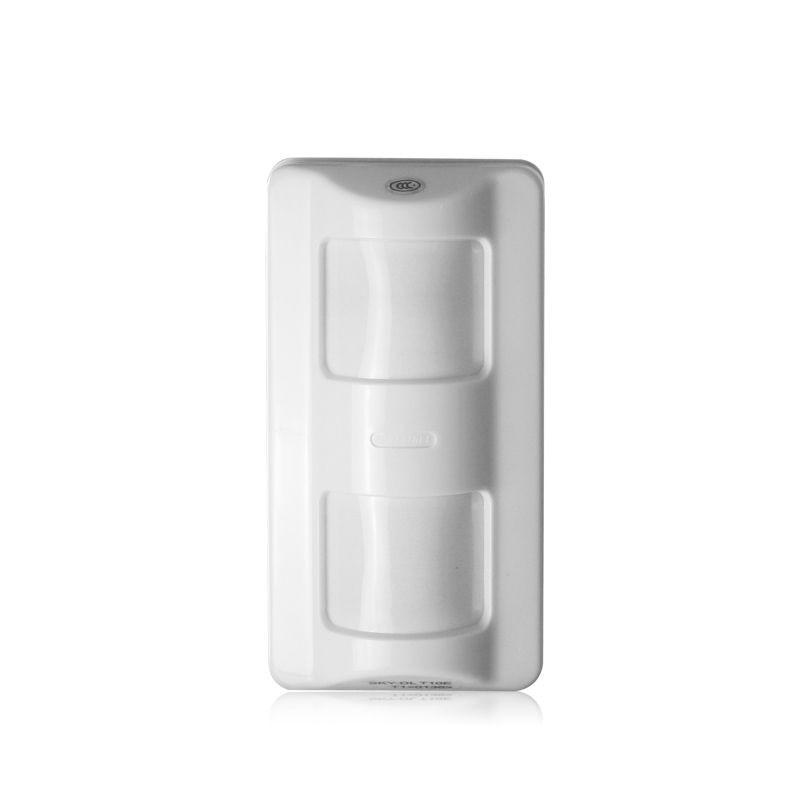 1pcs Outdoor Wireless Smart Microwave Infrared E Curtain Three Guide Anti Pet Burglar Alarm
