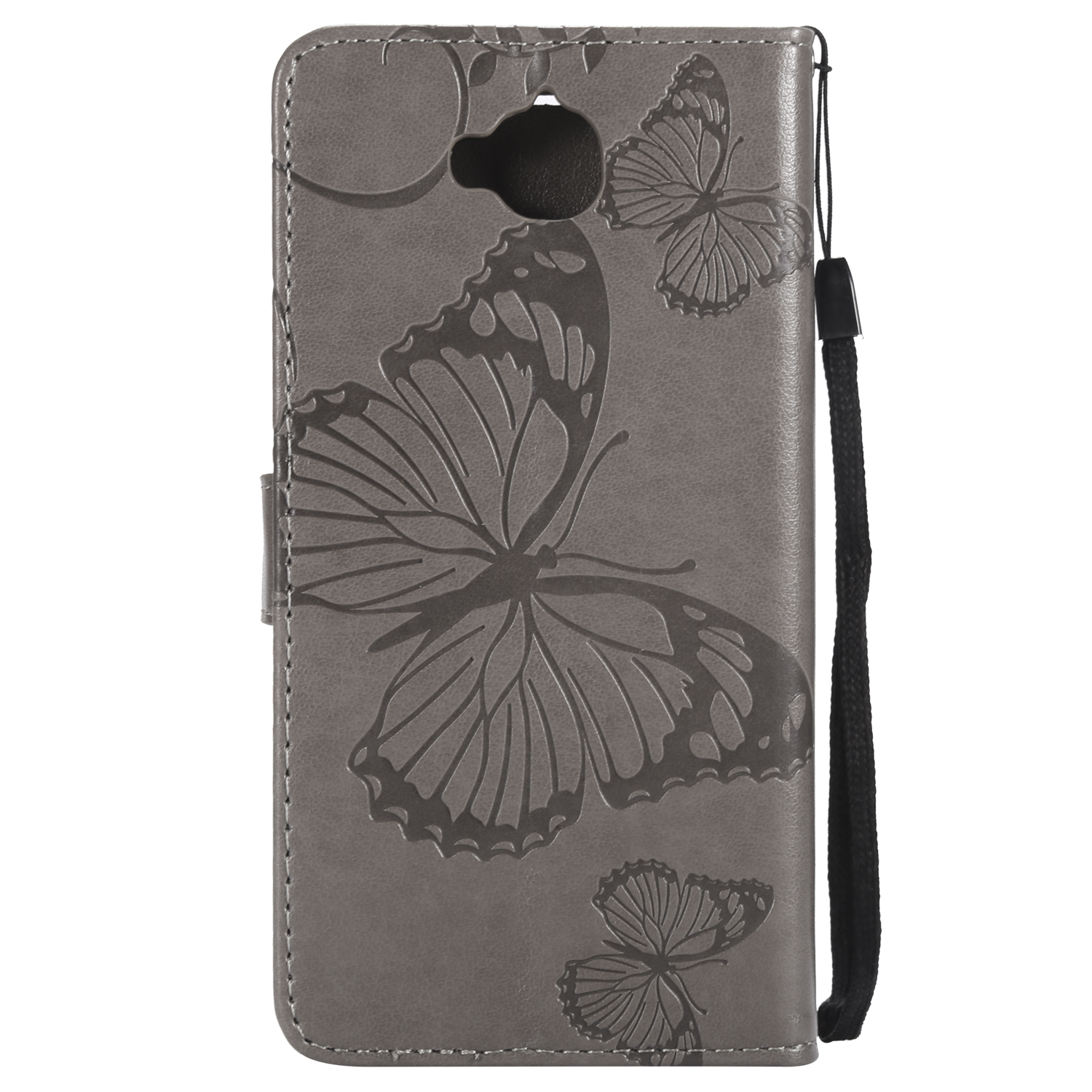 New Butterfly For Huawei Honor 10 V10 10 Lite case Book Style Wallet Flip Leather silicone back cover fundas phone bag