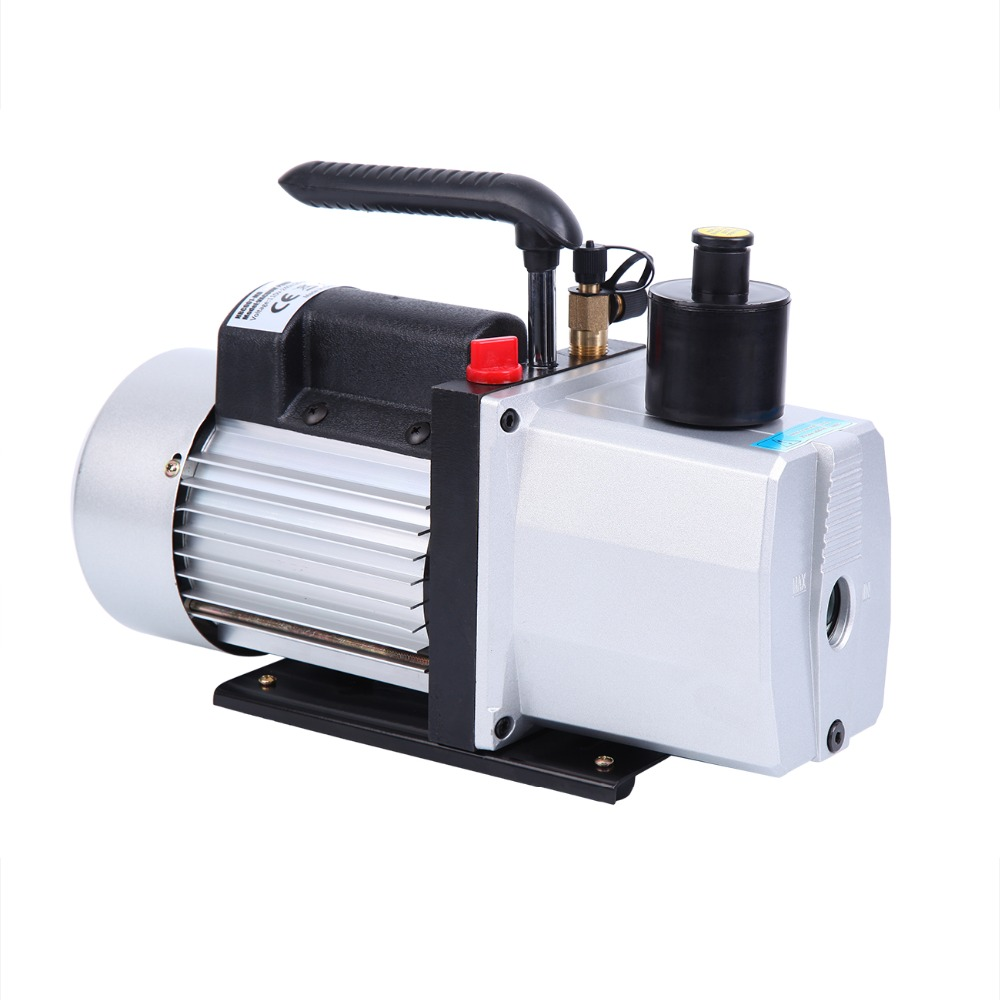 (Ship from Germany ) 250W 220V 50Hz 8CFM Single-Stage Rotary Vacuum Pump Single-stroke Oil-rotating Vane Vacuum Pumps сумка printio теория большого взрыва
