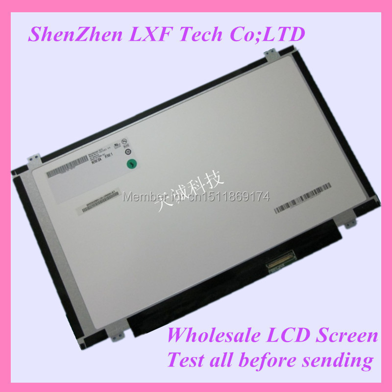 FOR HP Elitebook 840 G3 LED LCD Screen for 14 eDP HD 1366x768 Display 30 PIN