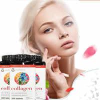 Youtheory コラーゲン女性のコラーゲン錠から輸入米国含まれ 18 アミノ酸、ボトルの 390 錠