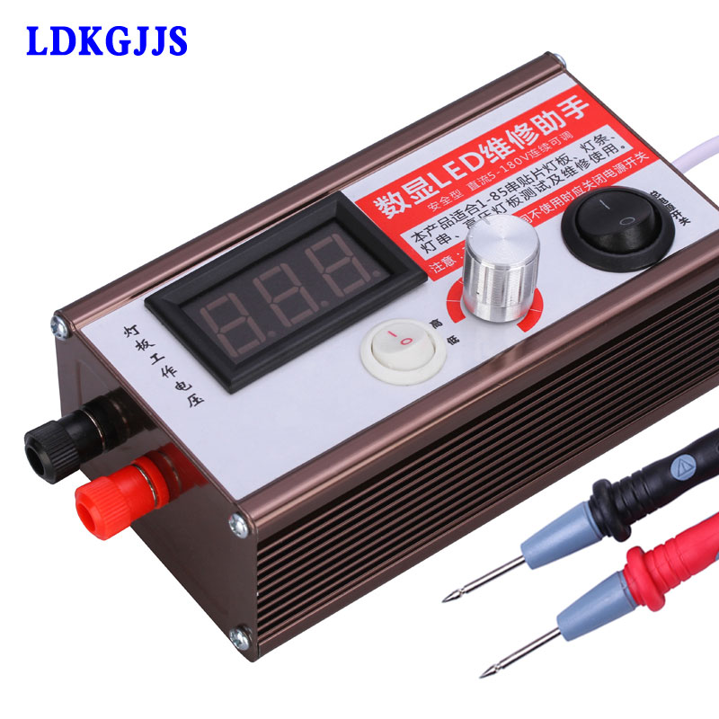 LED LCD TV Backlight Tester Meter Tool Lamp Beads Light Board Test new high quality 0 200v digital led lcd tv backlight tester meter tool lamp beads repair tool
