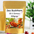 17.6 OZ (500g) Sea Buckthorn Extract Powder free shipping