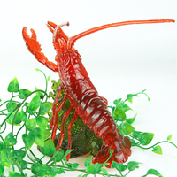 Seafood feast 3D big lobster modeling silicone fondant cake decorating tools food candy making chocolate clay mould h987