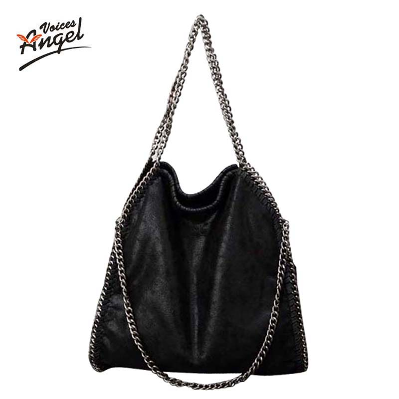 Casual Women Soft Pu Leather Handbag Female Shoulder Bag Messenger Bag Larger Size Winter Women Bag(China)