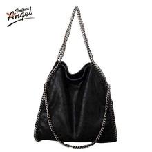 Casual Women Soft Pu Leather Handbag Female Shoulder Bag Mes
