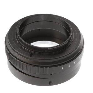 Image 3 - FOTGA Tilt Shift Adapter Ring für M42 Objektiv Sony NEX E Mount Kamera ILCE 7 A7S A7R II A5100