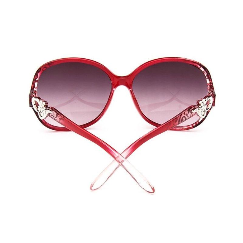 2016 Summer Style Oval Sunglasses Women Luxury Sun Glasses Female Vintage Brand Designer Eyeglasses Oculos De Sol 5