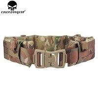 EMERSONGEAR Molle Padded Patrol Belt Tactical Hunting Men Airsoft Belt Combat Military Army Patrol Belt Multicam EM9155