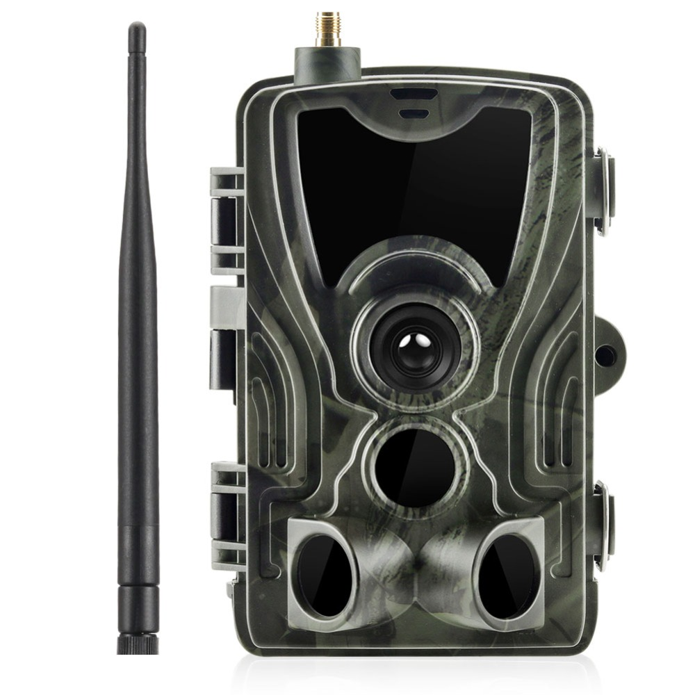 Hunting Trail camera 2G SMS MMS SMTP Wild camera HC 801M photo traps for animal 16mp