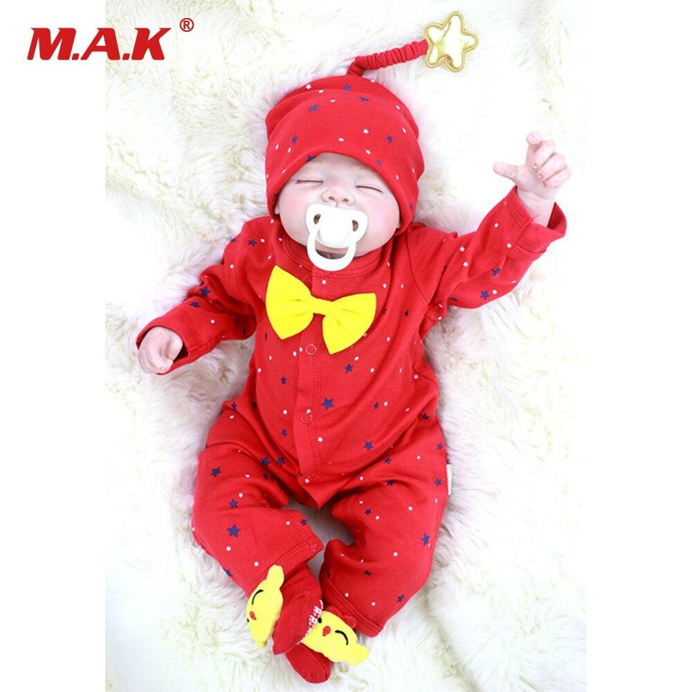 Здесь продается  55cm 22 inches Baby Reborn Dolls Sleepling Bebe Doll Toys For Children Girls Birthday Gift  Игрушки и Хобби