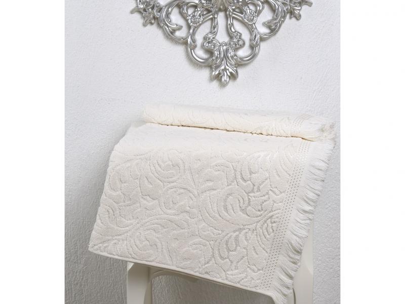Towel KARNA, ESRA, 50*90 cm, cream ardesia cn 90 cream