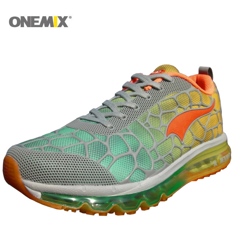 Brand Onemix Running Shoes Men Sneakers Women Sport Shoes Athletic Zapatillas Outdoor Breathable Original For Hombre Mujer 1096 peak sport men outdoor bas basketball shoes medium cut breathable comfortable revolve tech sneakers athletic training boots