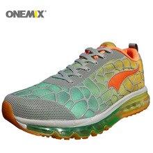Marca Onemix Runningg Scarpe Degli Uomini di scarpe Da Tennis Delle Donne di  Sport Scarpe Da e19aa3920d2
