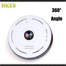 360 Degree VR smart panoramic IPC Wireless 960P IP Fisheye Camera Support Two Way Audio P2P 960P HD wifi camera