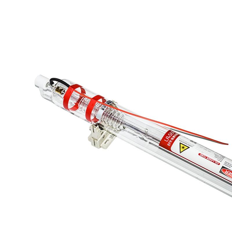 1 piezas de cabeza refrigerada por agua EFR 130W Tubo láser de CO2 - Piezas para maquinas de carpinteria - foto 2