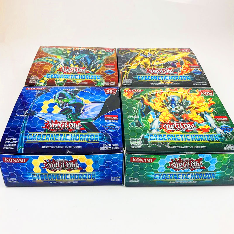 216pcs/set Yu Gi Oh Cards Yu Gi Oh Anime Game Collection Cards Toys For Boys Girls Brinquedo