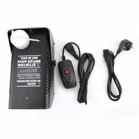 Mini Wire Control AC 220 50 60Hz 240V Smoke Detector Fog Machine Professional Stage Lighting For