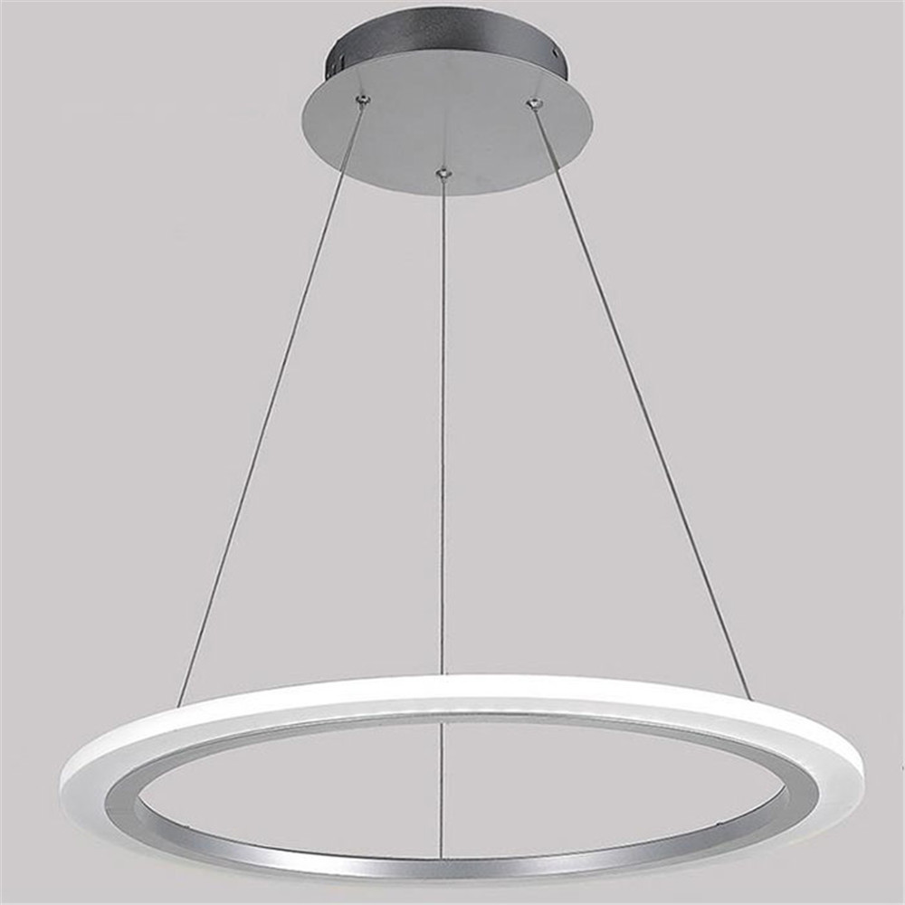 modern led pendant light acrylic lamp bedroom dining room kitchen lamps lights lamparas de techo plafonnier fixture lighting luz odeon light бра parola 2896 2w