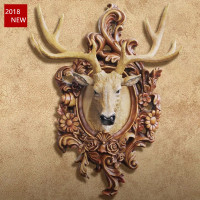 Animal Decoration Deer Head