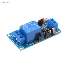 OOTDTY DC 12V Normally Open Time Delay Relay 250V AC Turn on/Turn off Switch Module