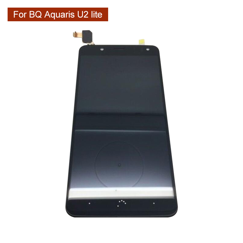 For Bq Aquaris U2 Lite Pantalla Tactil Lcd Complete Bq U2 Lite Lcd+Touch Screen Digitizer With ToolsFor Bq Aquaris U2 Lite Pantalla Tactil Lcd Complete Bq U2 Lite Lcd+Touch Screen Digitizer With Tools