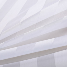 Hotel bedding white bed sheet 100% Cotton Solid color Flat sheet