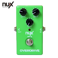 Guitar Effect Pedal NUX Effect Pedal OD 3 OVERDRIVE True bypass hardware switching guitar accessories guitar parts