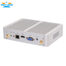 Partícipe 14nm B4 Intel Quad Core N3150 Dual Corei3 4005U/5005U Procesador HTPC Mini Pc con HDMI VGA 4 K HD