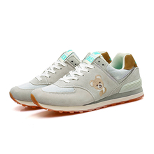 Women's Sneakers 2017 Female Footwear Athletic Trainers boos Running Shoes For Women Sports Shoes 350 Entertainment Shoes 689