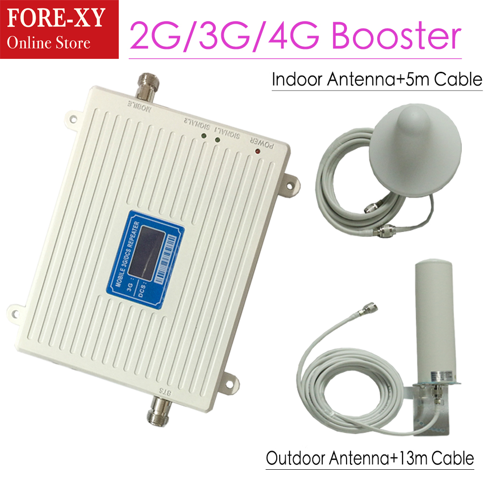 Full Smart 2G 3G 4G Signal Booster GSM WCDMA LTE 1800 2100 Mobile Signal Booster LTE Repeater 3G 4G Cell Phone Booster AmplifierFull Smart 2G 3G 4G Signal Booster GSM WCDMA LTE 1800 2100 Mobile Signal Booster LTE Repeater 3G 4G Cell Phone Booster Amplifier