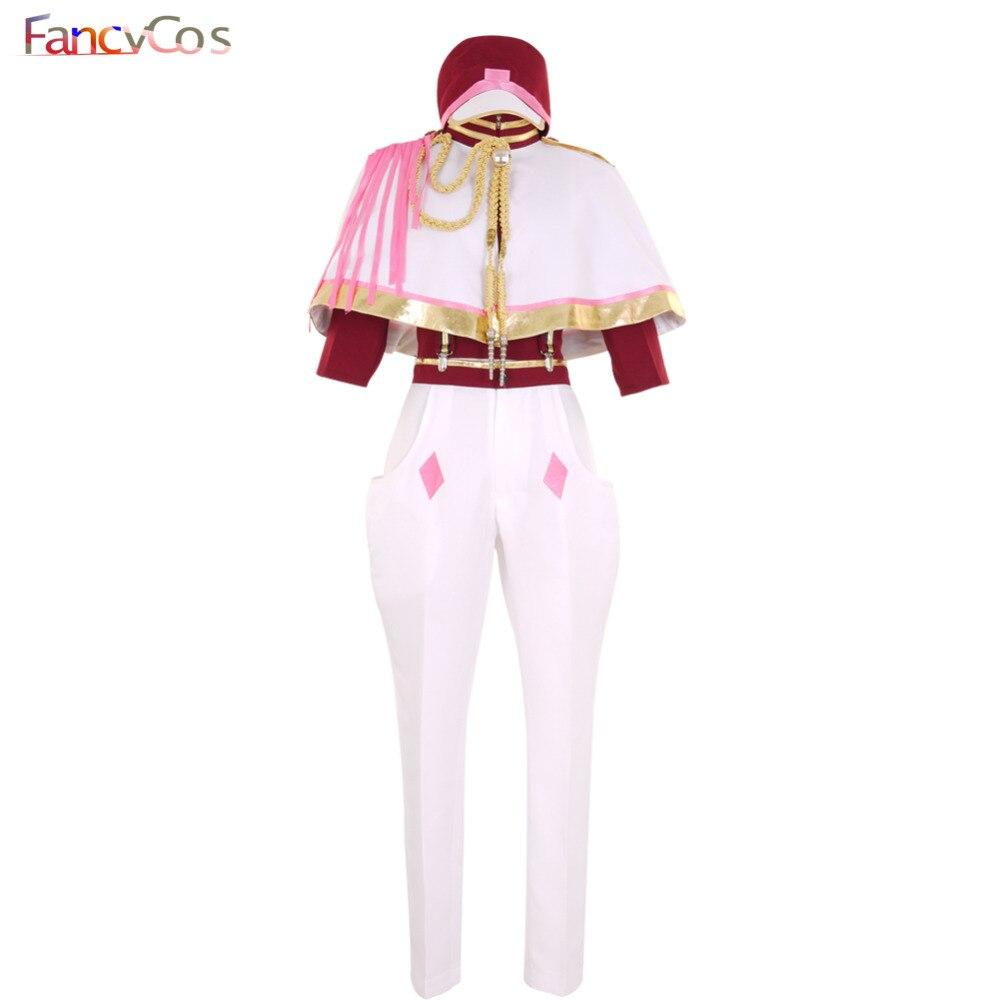 Halloween Men Uta no Prince sama Syo Kurusu Uniform Costume Cosplay Japanese Game Anime Custom Made