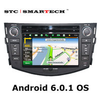 SMARTECH 2 Din Android 6 0 1 OS GPS Navigation Head Unit DVD Player For TOYOTA