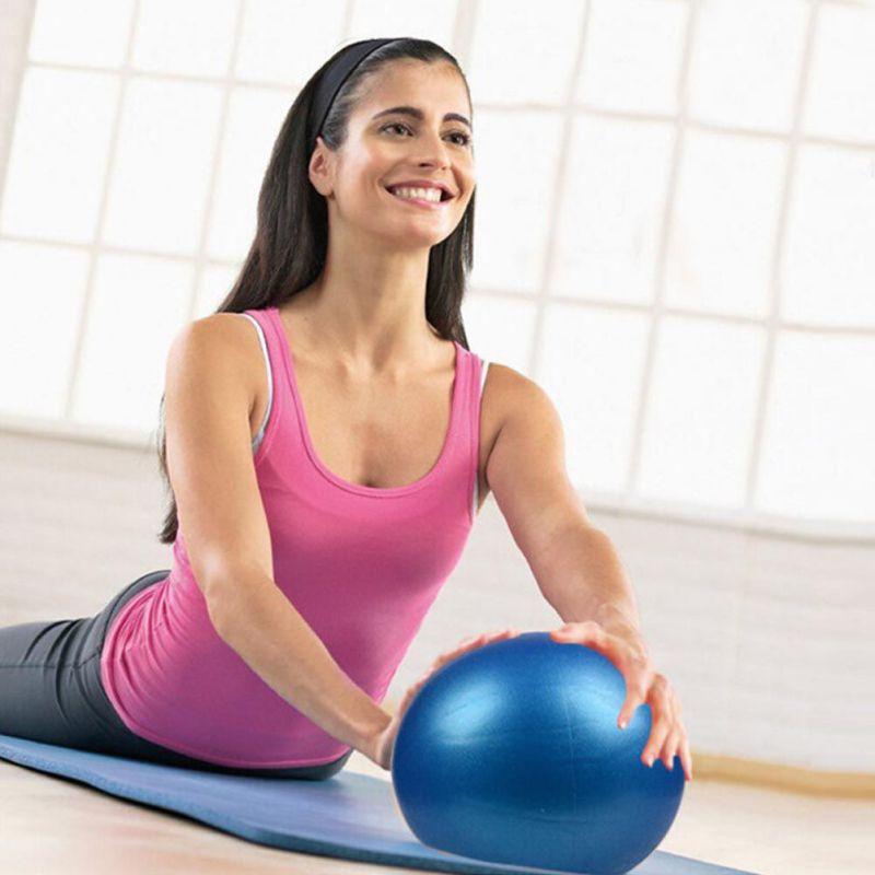 Home Trainer Balance Pods Gym Pilates Mini Yoga Ball Professional Physical Fitness Ball Exercise Balance