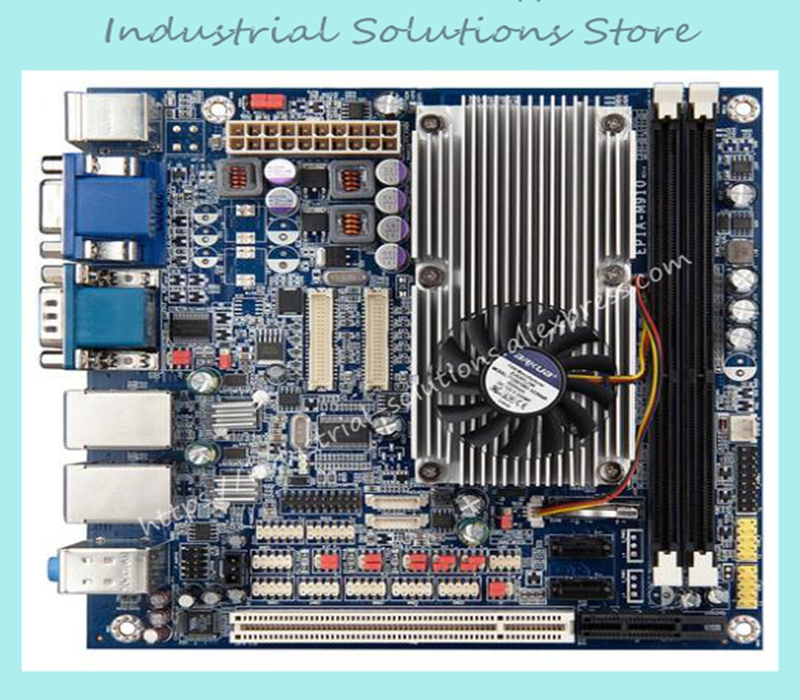Mini-itx Motherboard  EPIA-M910 12com Dual Display Dual Network Hd Lvds Hdmi For 1080p 100% tested perfect quality