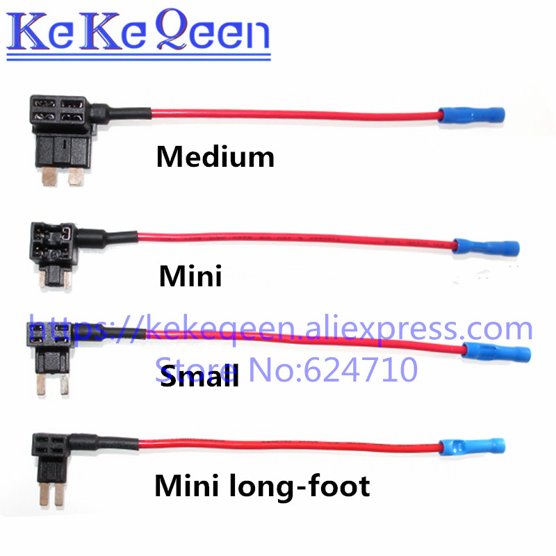 Wire & Cable Connectors Add Circuit Electric Appliance Piggy ... Add Fuse Box To Car on