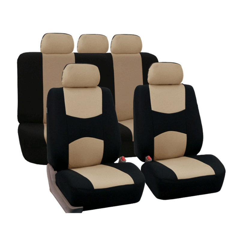 Image 4 - GNUPME New High Quality Universal Car Seat Covers Auto Interior Styling Decoration Protect Universal Fit Interior Accessories-in Automobiles Seat Covers from Automobiles & Motorcycles