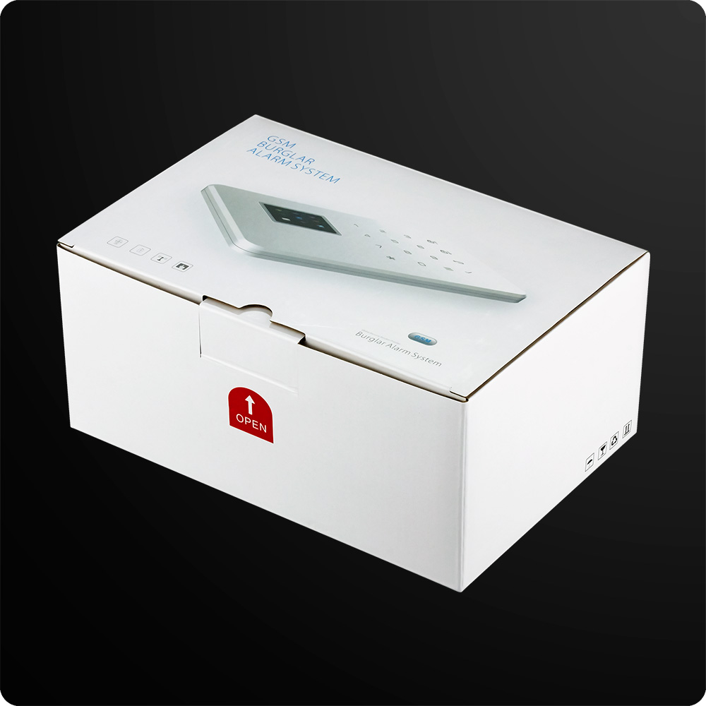 Kerui 1pcs Orignal Box for G18 Alarm System Security GSM Burglar Alarm System (Only  box )!!!