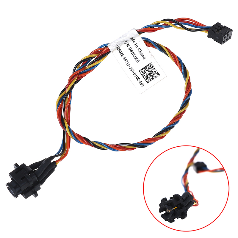 For Dell Optiplex 390 790 990 3010 7010 9010 085DX6 85DX6 Power Switch Button CableFor Dell Optiplex 390 790 990 3010 7010 9010 085DX6 85DX6 Power Switch Button Cable