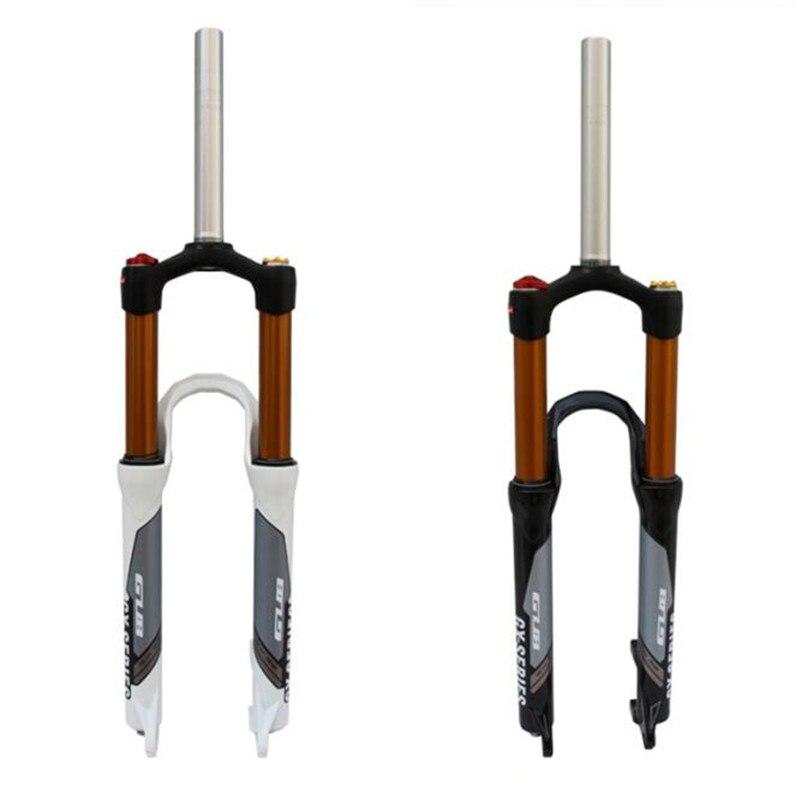 MTB алюминиевый сплав магния вилка велосипеда 26 27,5 дюймов велосипедов подвеска горный велосипед вилки rock shox