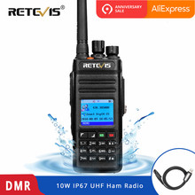 Get more info on the New Retevis RT83 10W DMR Digital Walkie Talkie (GPS) IP67 Waterproof Dustproof UHF Portable Two Way Amateur Radio+Program Cable
