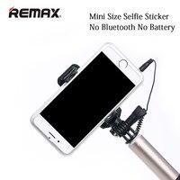 Mobile phone holder staffa estesa autoscatto selfie sticker con specchio per la fotocamera posteriore senza batteria senza bluetooth 3.5mm aux